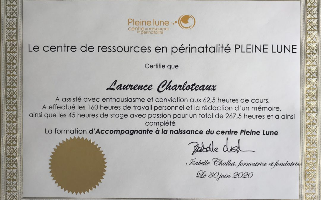 Accompagnement «Doula»